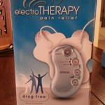 Omron Electro Therapy Machine Joint And Muscle Pain Relief