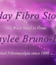 Friday Fibro Stories