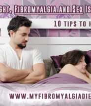Your Right, Fibromyalgia and Sex Is Not Easy