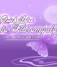 A Quick Intro Into Fibromyalgia