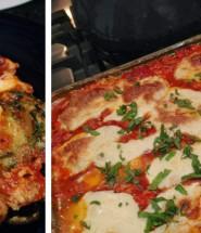 Gluten Free - Eggplant & Zucchini Lasagna - Recipe